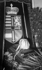 Могила эрцгерцога Евгения в соборе Св. Якова в Инсбруке
