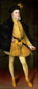 Алонсо Санчем Коэлье «Инфант Дон Карлос» (1564)