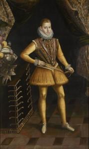 Антонио де Сукка «Филипп III Испанский» (между 1598 и 1620 гг.)