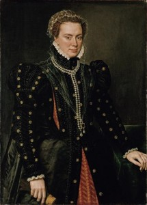 Антонис Мор «Маргарита Пармская» (около 1562 г.)