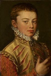 Алонсо Санчес Коэльо «Дон Хуан Австрийский» (1559-1560)