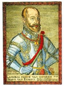 Ламораль, 4-й граф Эгмонт