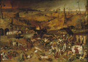 Питер Брейгель (Старший) «Триумф смерти» (1562)