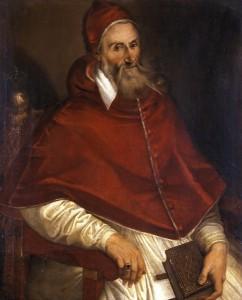 Папа Пий IV (1499-1565)