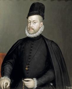 Софонисба Ангиссола «Портрет Филиппа II» (около 1564 г.)