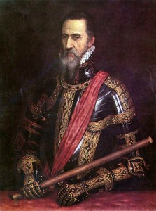 Тициан «Фернандо Альварес де Толедо, 3-й герцог Альба» (первая половина XVI в.)