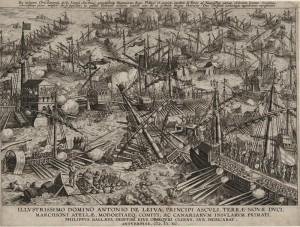 Битва при Лепанто (1571)