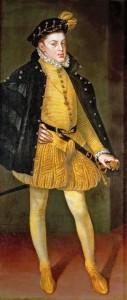 Алонсо Санчес Коэлло «Инфант дон Карлос» (1545–1568)