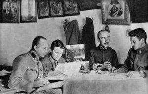 Гандзя Дмитерко, 1917 р.