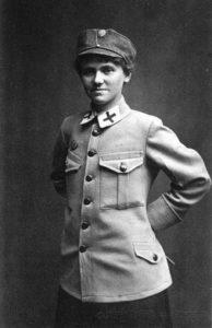 Катерина Гладун, 1916 р.