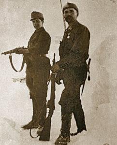 Вікторія Савс та її батько Петер