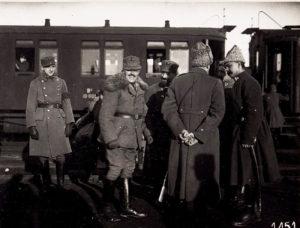 Австро-угорські та українські військові в Володимир-Волинському (лютий-березень 1918 р.)