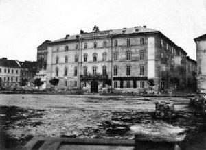 фото кінця ХІХ ст., сучасна вулиця Театральна
